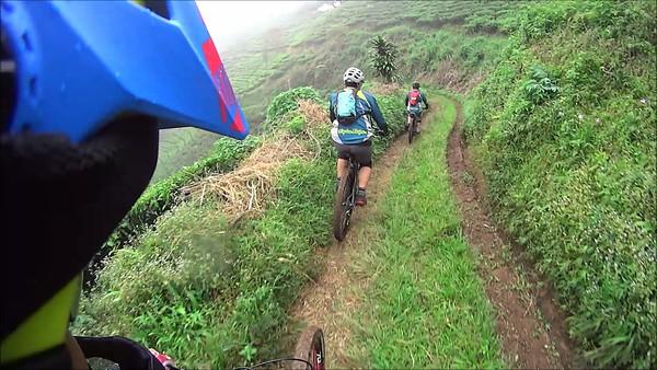 Burangrang to Panglejar Trail