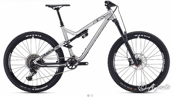 Commencal META AM V4.2 WORLD CUP 650B BRUSHED