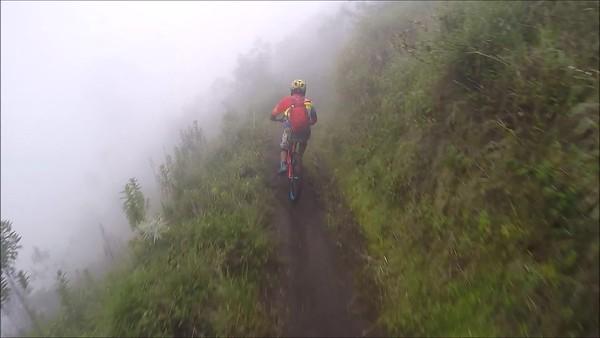 5CM Track @ Mt. Bromo - 3.3.18