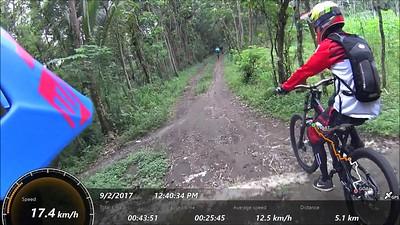 VIDEO: Sapu Angin Trail - Part II - 9 Feb 2017