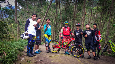 VIDEO: Sapu Angin Trail - 9 Feb 2017