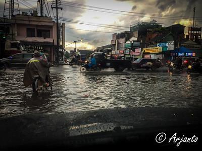 D Day -1: Flood @ Kertasura