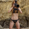 Bikini Goddess with Dreadlocks Shooting Stills & Video with Nikon D800 E