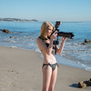 Bikini Model Goddess Shooting Stills & Video with Nikon D800E & Sony NEX 6
