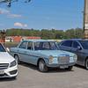 Mercedes Benz C180,  Mercedes Benz 220 og  Mercedes Benz S 350 Bluetec 4Matic