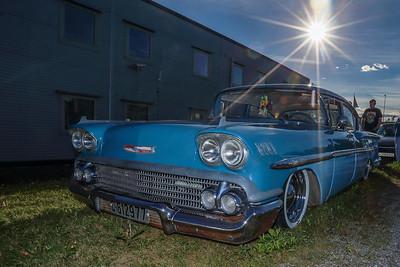 Cars & Coffee Romerike (Dal) 10/8 - 2017