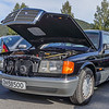 1987  W126  300 SEL  Bensin