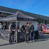 MB Entusiastklubbens telt for registrering/info/stemmelapper