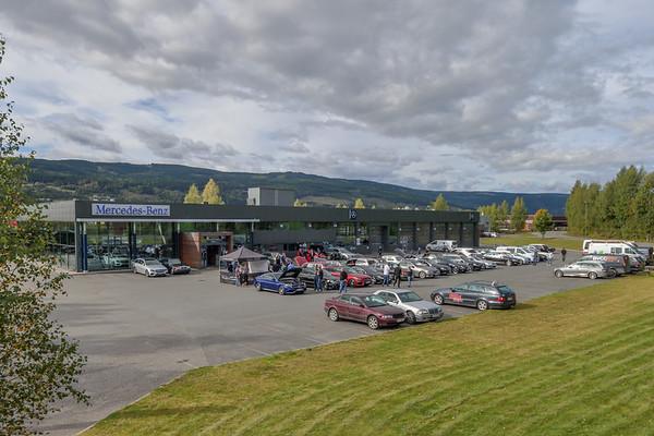 Utstillingstreff - BO Steen Lillehammer