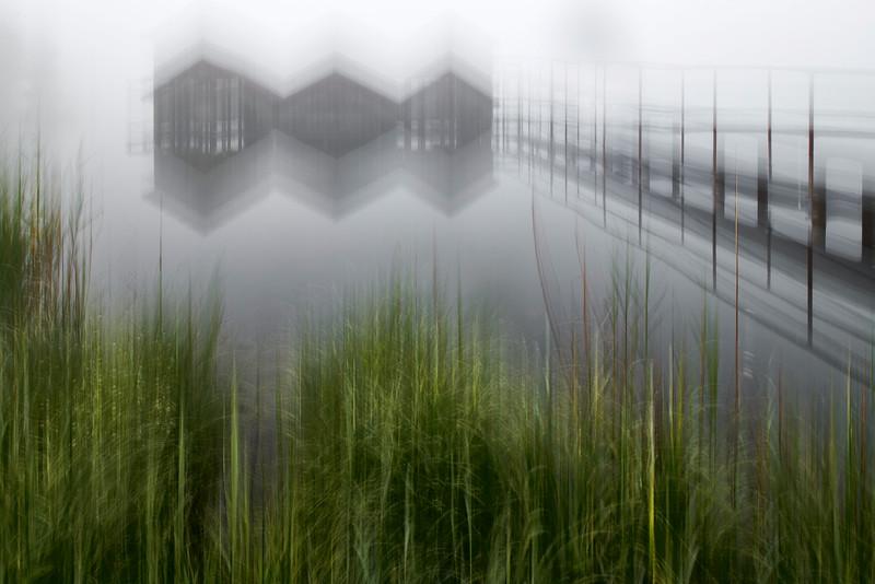 Fischerhäuser am Kochelsee, Schlehdorf, Oberbayern, Bayern, Deutschland