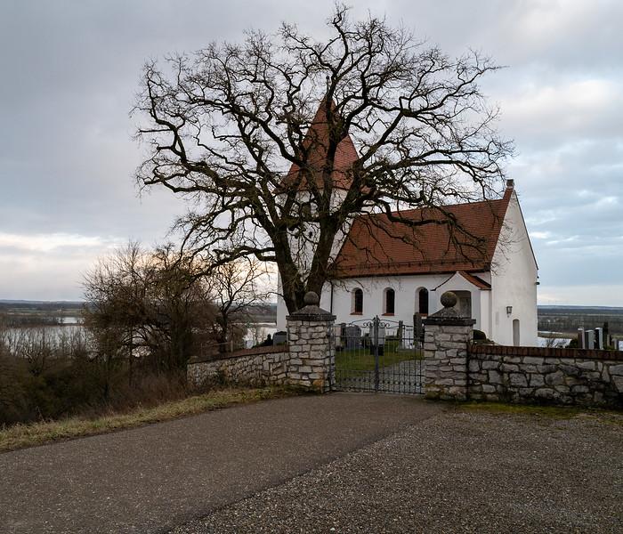 St. Felizitas bei Schäfstall, Schwaben, Bayern, Deutschland