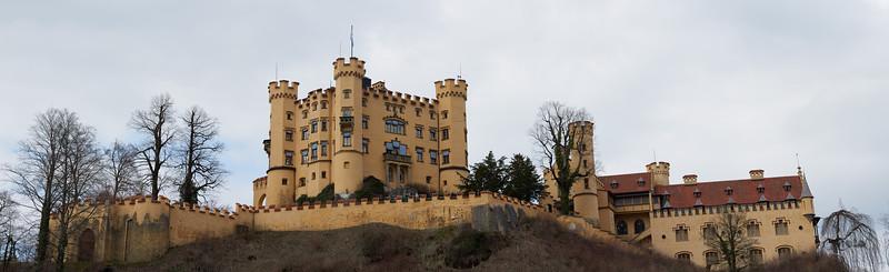 Schloss Hohenschwangau, Bayern, Deutschland