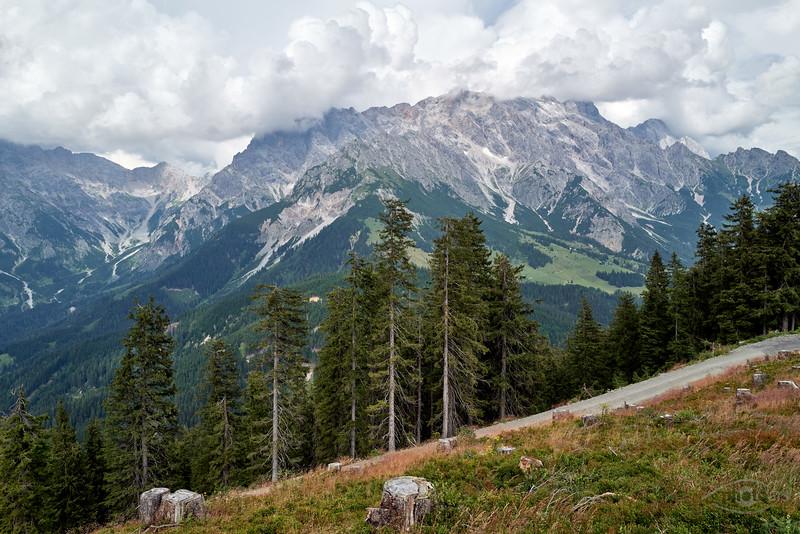 Nahe der Gabühelhütte, Dienten am Hochkönig, Salzburger Land, Österreich