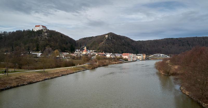 Riedenburg, Altmühltal, Niederbayer, Bayern, Deutschland