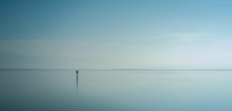 Bodensee bei Lindau, Schwaben, Bayern, Deutschland