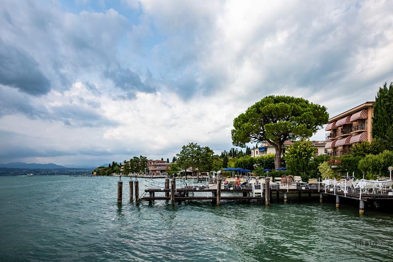 Sirmione, Lombardei, Italien