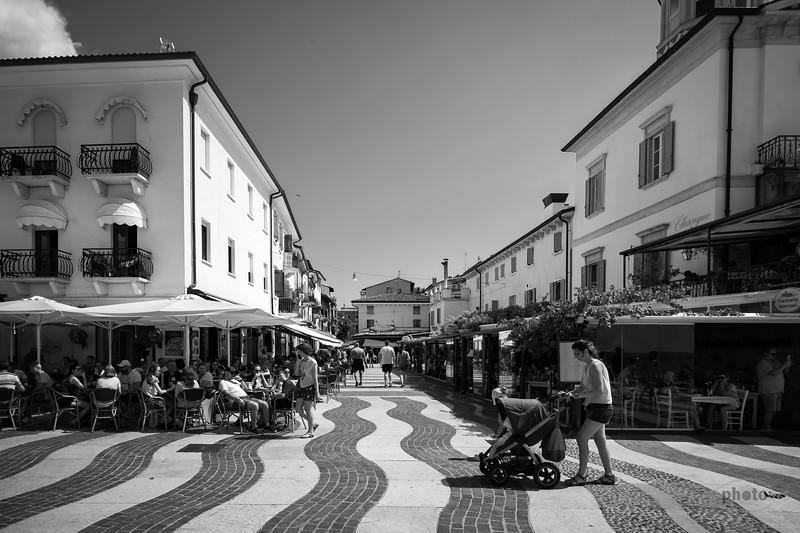 Lazise, Venetien, Italien