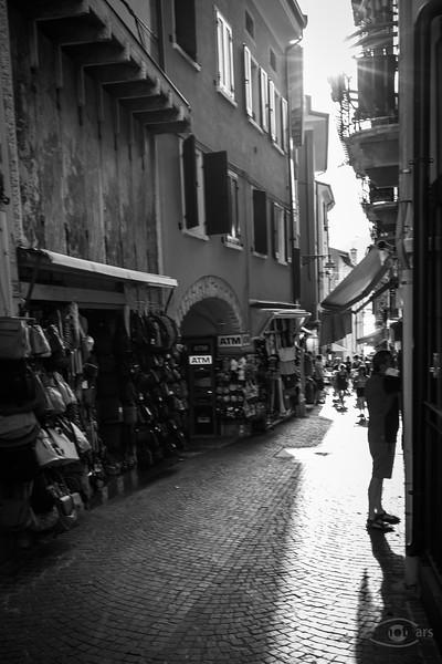 Malcesine, Venetien, Italien
