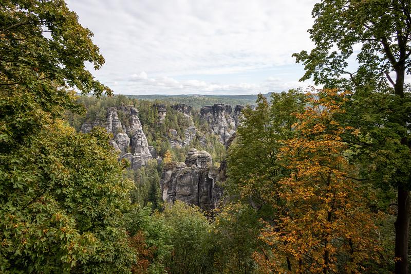 Bastei, Sächsische Schweiz, Sachsen, Deutschland