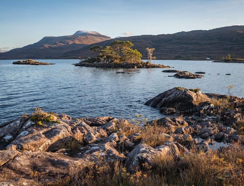 Loch Maree, Highlands, Schottland