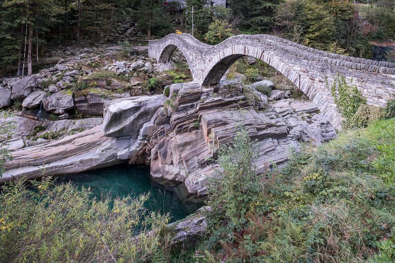 Verzasca-Tal, Ticino, Schweiz