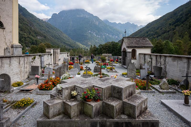 Sonogno, Verzasca-Tal, Ticino, Schweiz