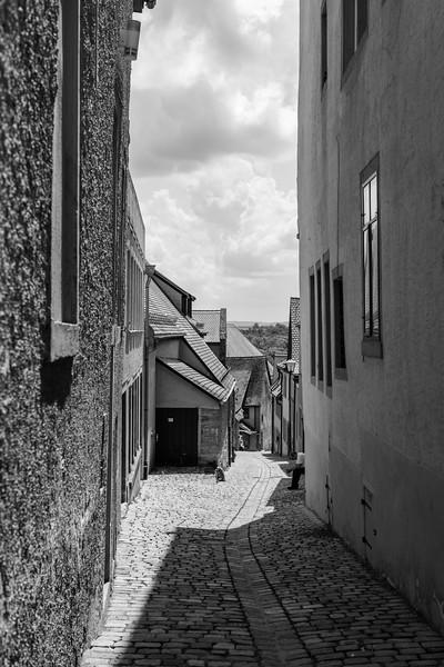 Rothenburg ob der Tauber, Mittelfranken, Bayern, Deutschland