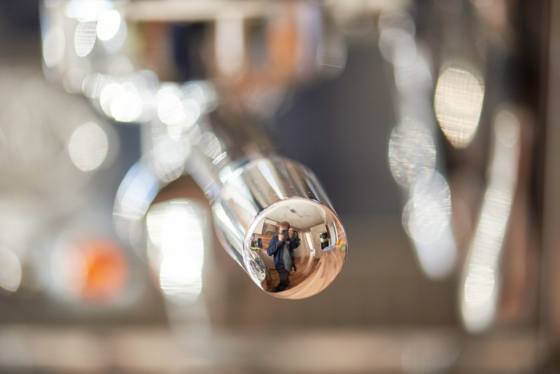 Details der Cappuccino-Maschine, Küche, Rain am Lech, Schwaben, Bayern, Deutschland