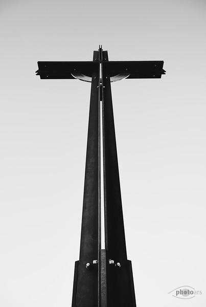 Kreuz bei Lechsend, Schwaben, Bayern, Deutschland