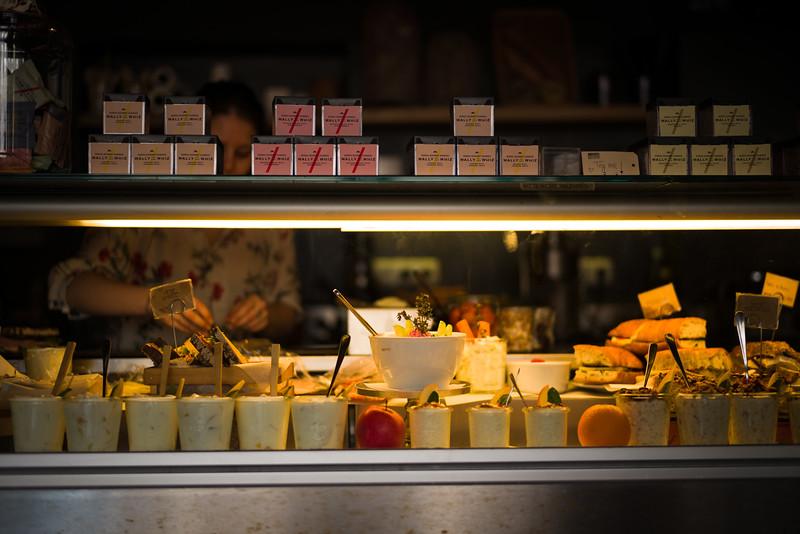 Frühstücken in München, Oberbayern, Bayern, Deutschland