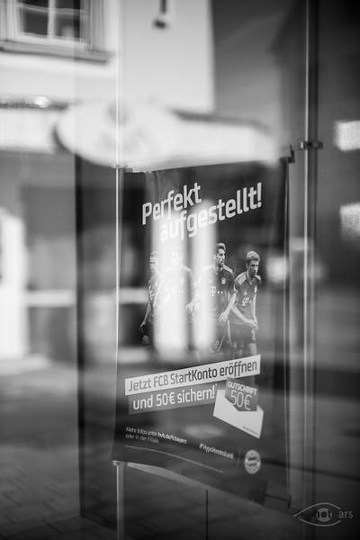 Street-Photographie in Füssen, Oberbayern, Bayern, Deutschland