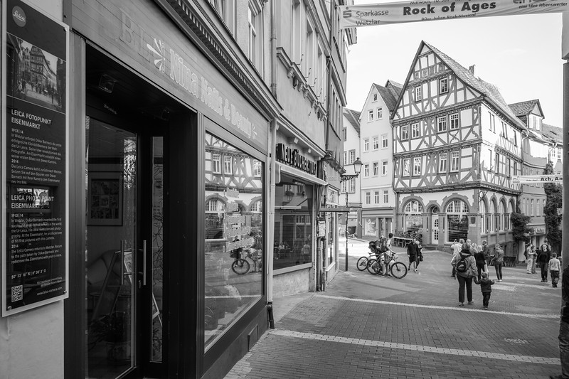 Leica Fotopunkt, Wetzlar, Lahn-Dill-Kreis, Hessen, Deutschland