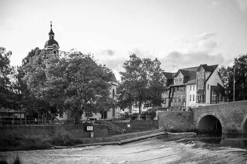 Lahn, Wetzlar, Lahn-Dill-Kreis, Hessen, Deutschland