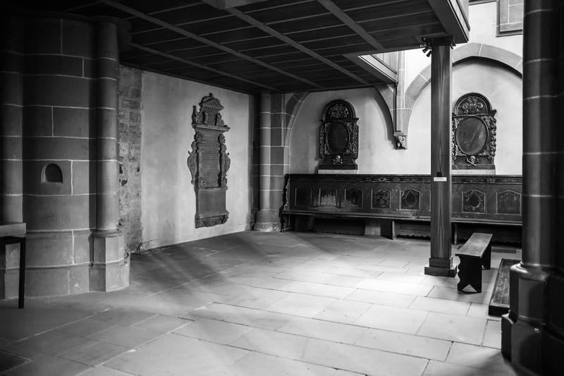 Im Dom zu Wetzlar, Wetzlar, Lahn-Dill-Kreis, Hessen, Deutschland