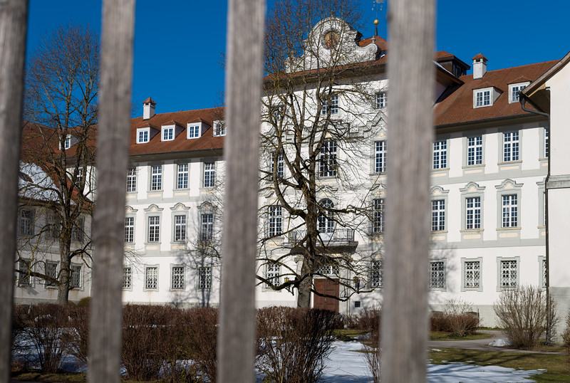Schloss Bad Wurzach, Baden-Württemberg, Deutschland