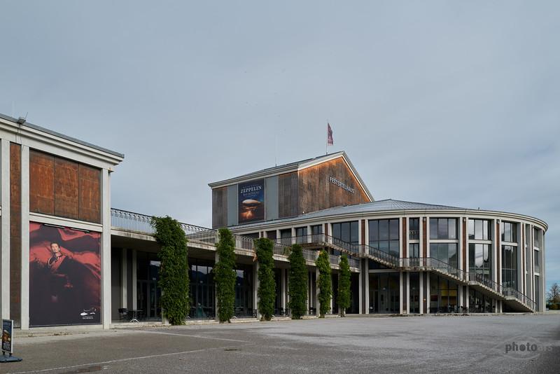 Festspielhaus, Füssen, Oberbayern, Bayern, Deutschland
