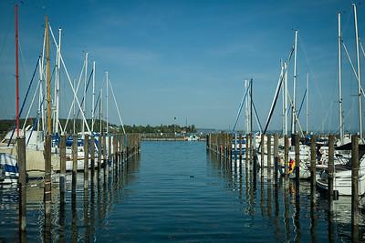 Segelhafen in Konstanz