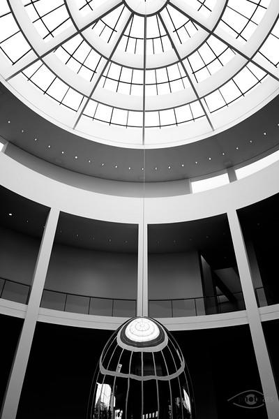 Details, Architektur, Neue Pinakothek, München, Oberbayern, Bayern, Deutschland
