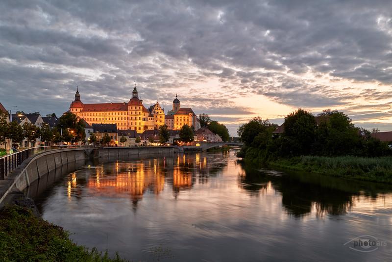 Neuburg an der Donau, Oberbayern, Bayern, Deutschland