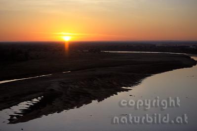 11-Z18-01 - Sonnenaufgang im Luangwa Nationalpark