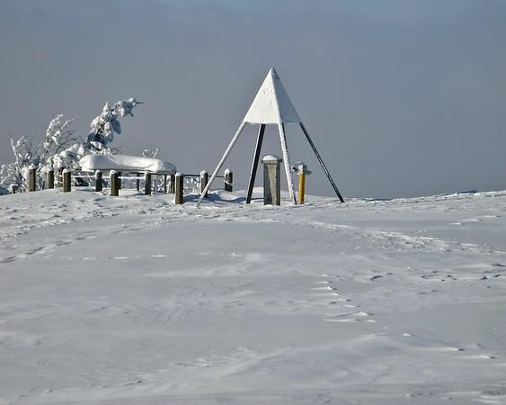 Napf Triangulationspunkt