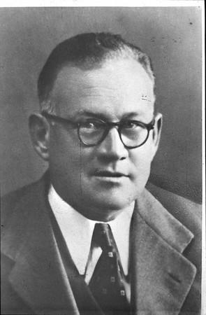 Willimann Josef, Strassenmeister, 1906-1956