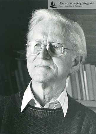 Portrait Marti Hans Nebikon