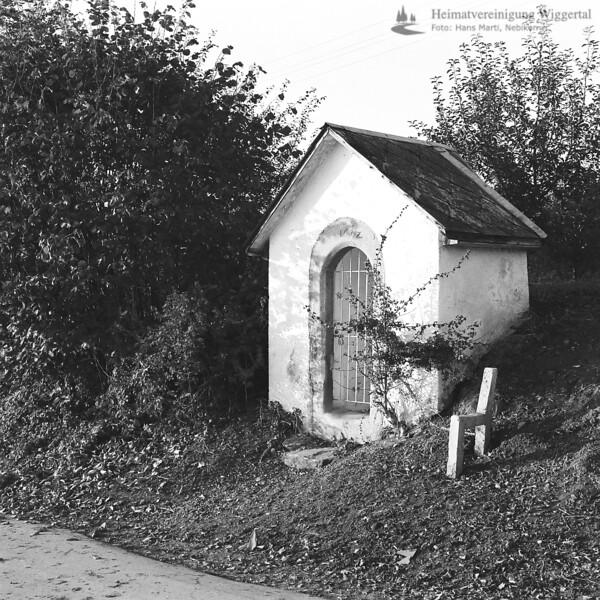 Kapelle (Grosswangen?) 1971