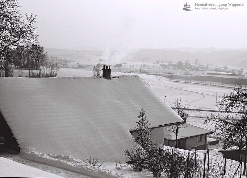 Nebikon Winter 1985