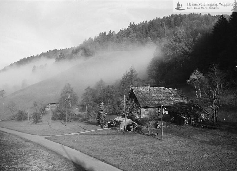 Nebikon Landschaftsaufnahme 1976-1977