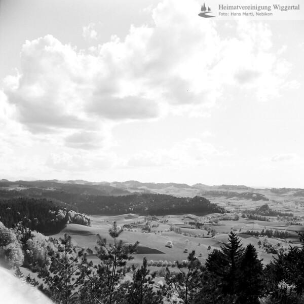 Landschaft Aussichtsturm