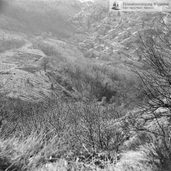 Tessin Landschaftsaufnahme 1969