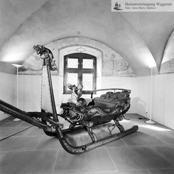 Altishofen Prunkschlitten 1986