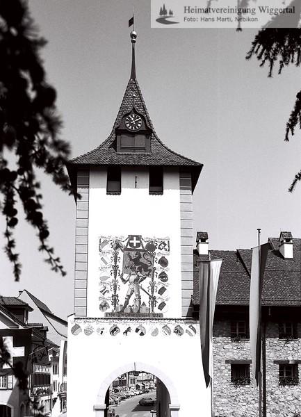 Burgenfahrt Sempach 1985
